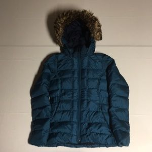 North Face Gotham Insulated Down Puffer Jacket XS